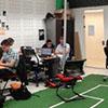 Robo Soccer Arena